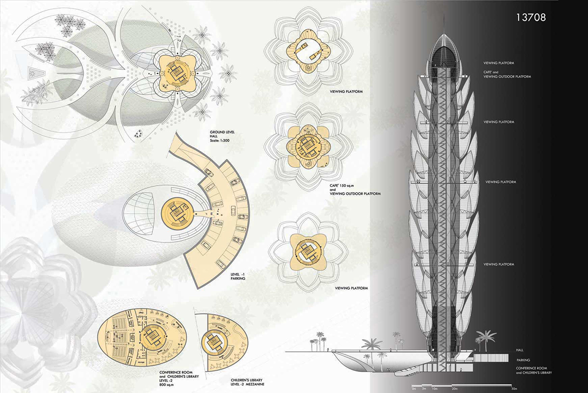 Concept design competition tower